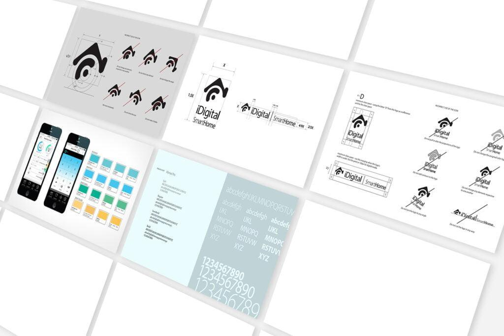 brand book identity guidelines