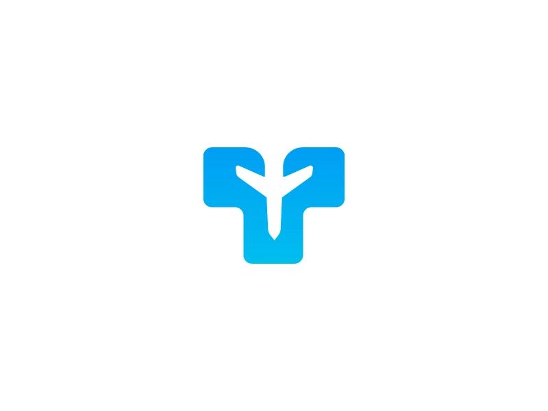 t letter design
