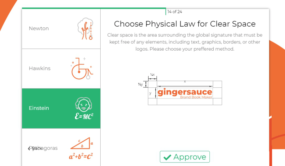 a law and proportion