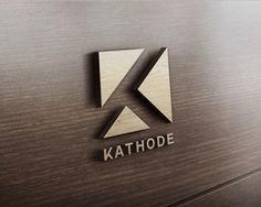 letter k negative design