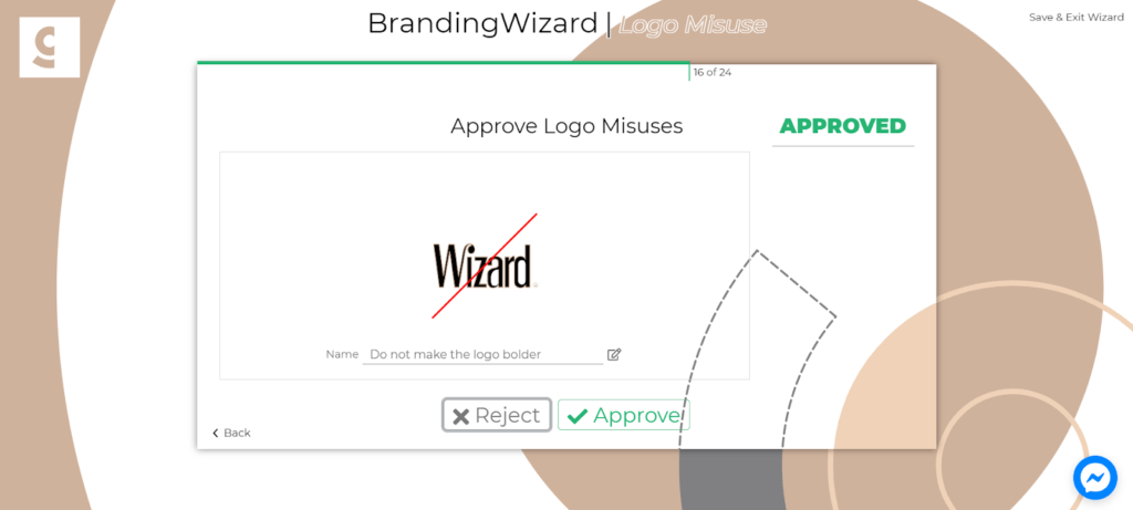 Approve Logo Misuses
