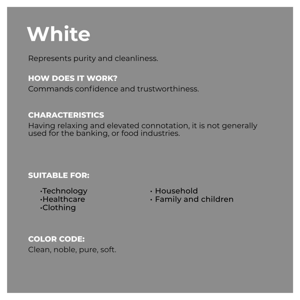 branding color white