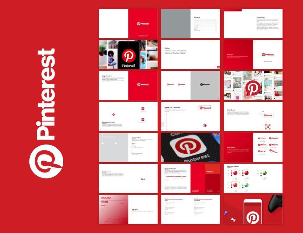 pinterest brand guidelines