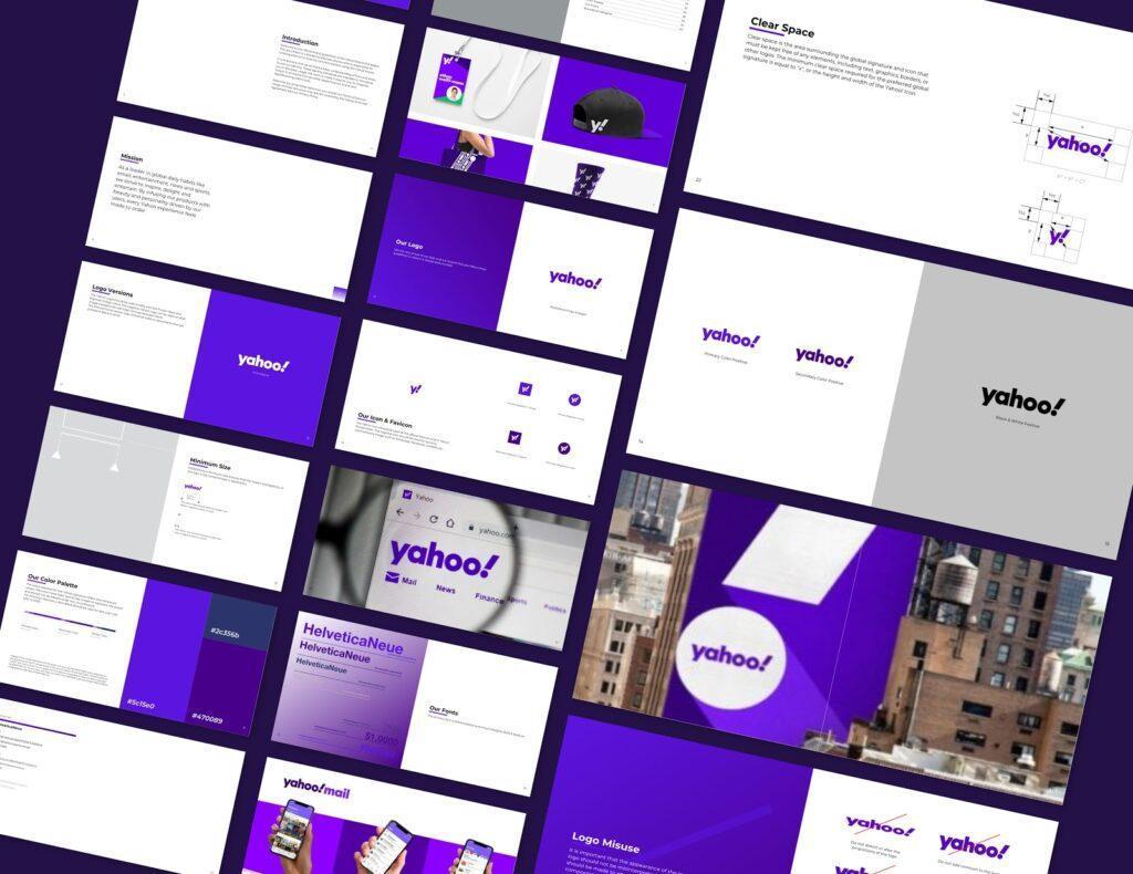 yahoo branding guidelines