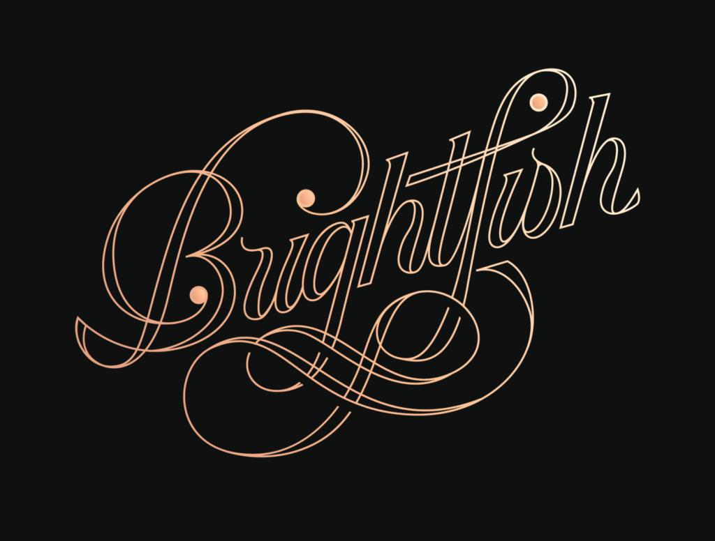 typography cursive