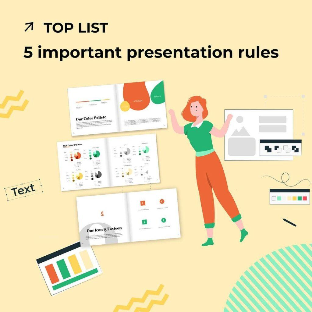 5 Most Important Presentation Rules