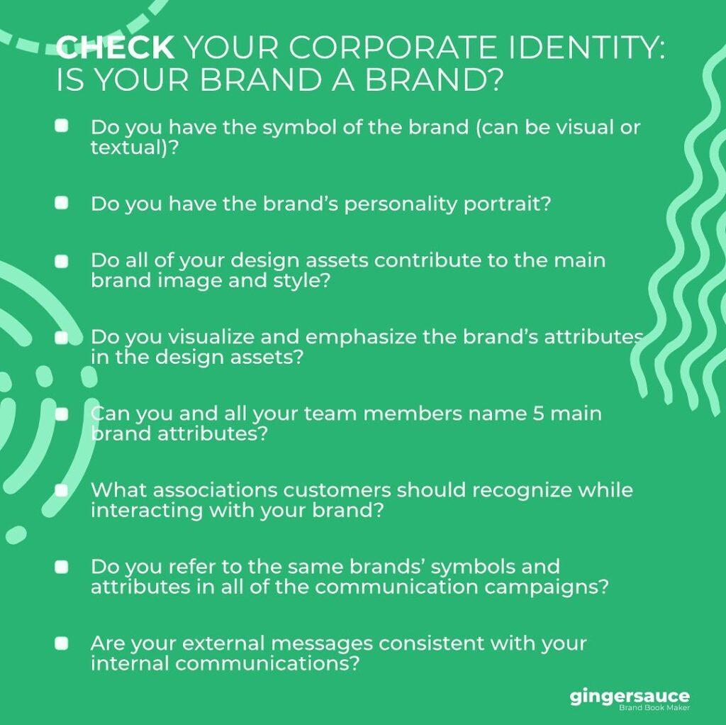 What Does Your Corporate Brand Stand For: Check Your Corporate Branding And Brand Performance