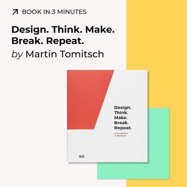 Martin Tomitsch, Design. Think. Make. Break. Repeat