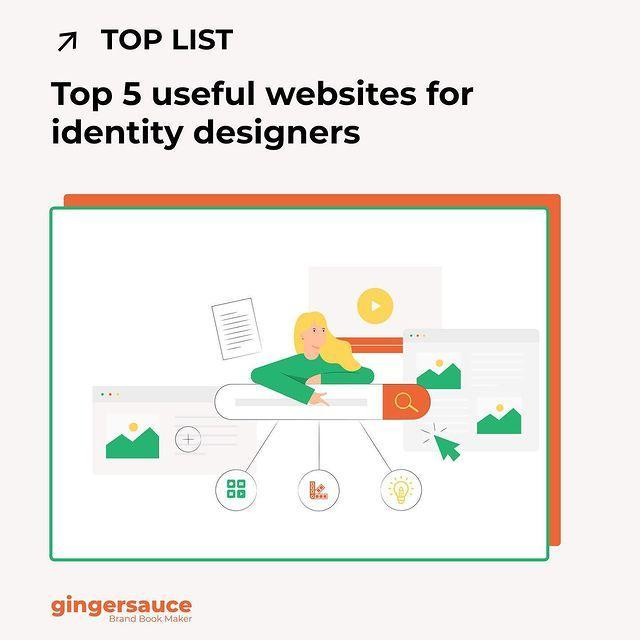 Top 5 Useful Websites For Identity Designers