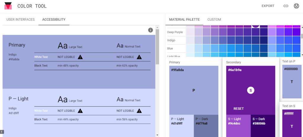 color tool generate