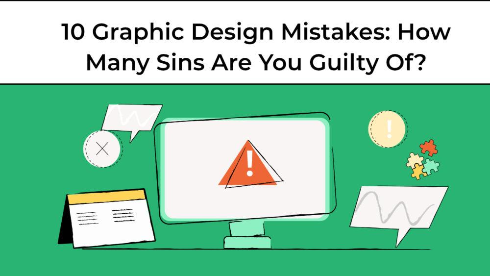 graphic design mistakes