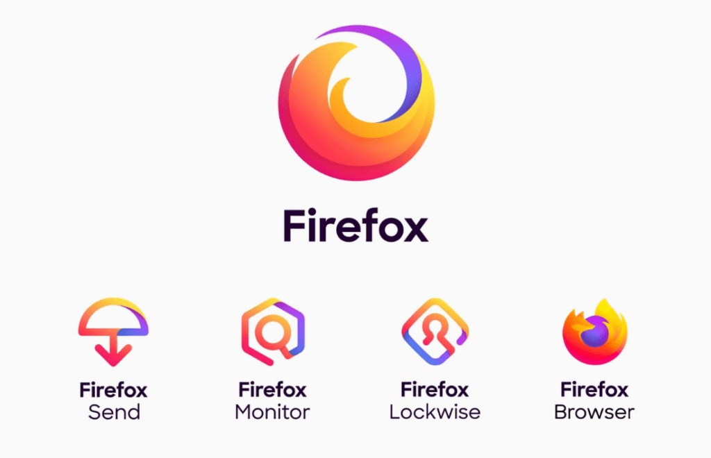 firefox brand identity