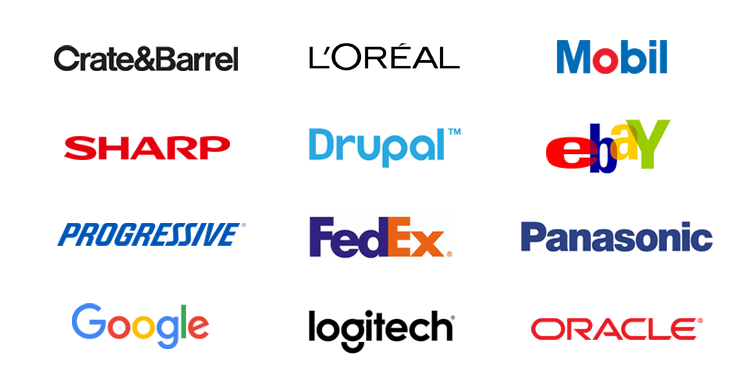 word mark logo examples