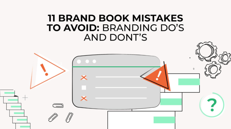 brand book mistakes